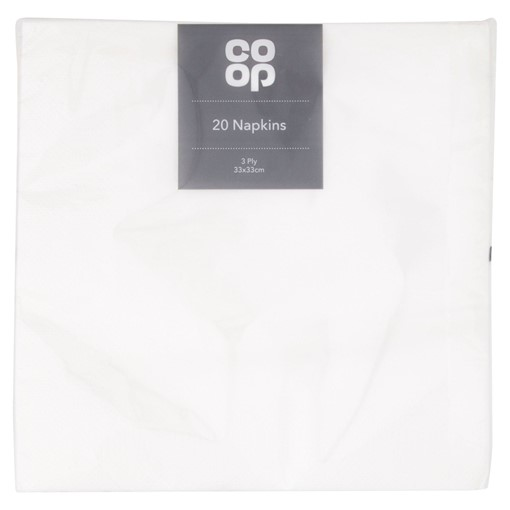 Picture of Co-op 20 Napkins