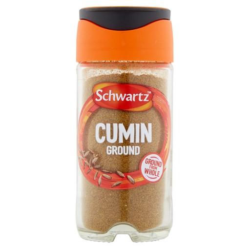 Picture of Schwartz Ground Cumin 37g
