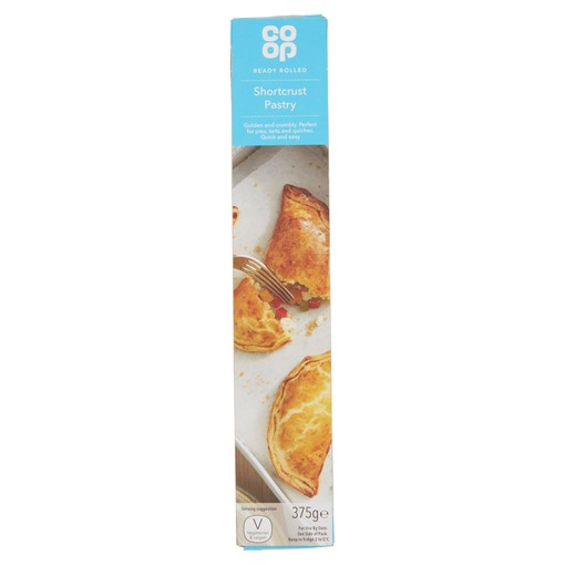 Picture of Co-op Ready Rolled Shortcrust Pastry 375g