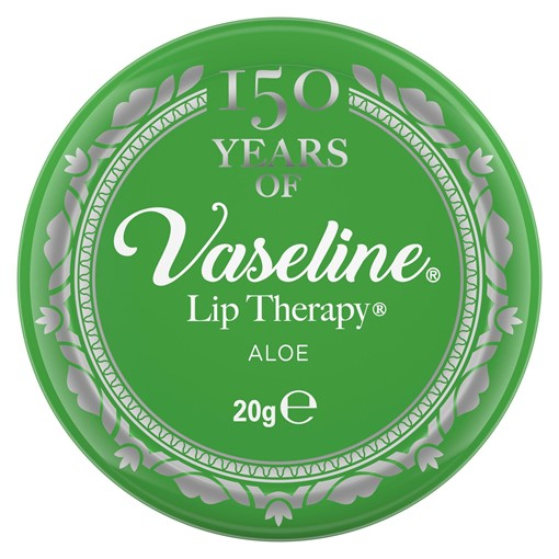 Picture of Vaseline Lip Therapy Aloe Vera Lip Tin 20g