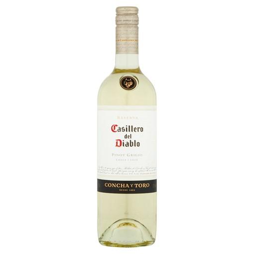 Picture of Casillero del Diablo Pinot Grigio 75cl