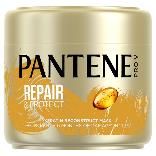 Picture of Pantene Pro-V Repair & Protect Keratin Hair Mask, 300ml