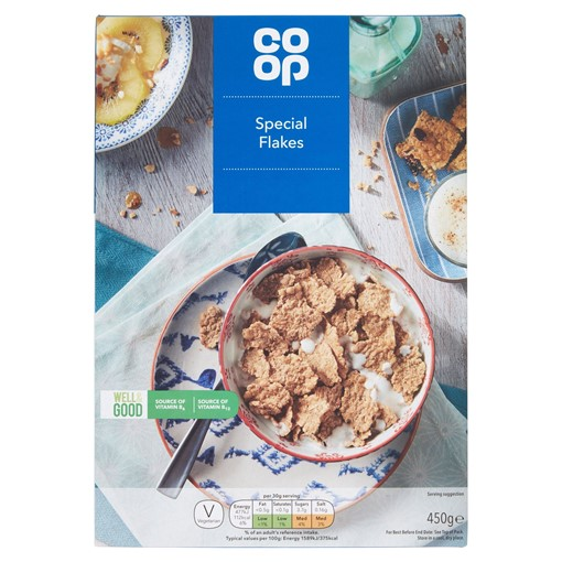 Picture of Co-op Special Flakes 450g
