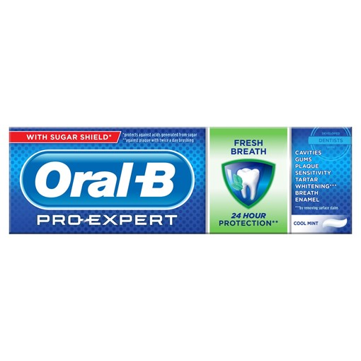 Picture of Oral-B Pro-Expert Fresh Breath Toothpaste 75ml