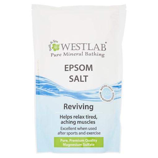 Picture of Westlab Pure Mineral Bathing Epsom Salt 1kg