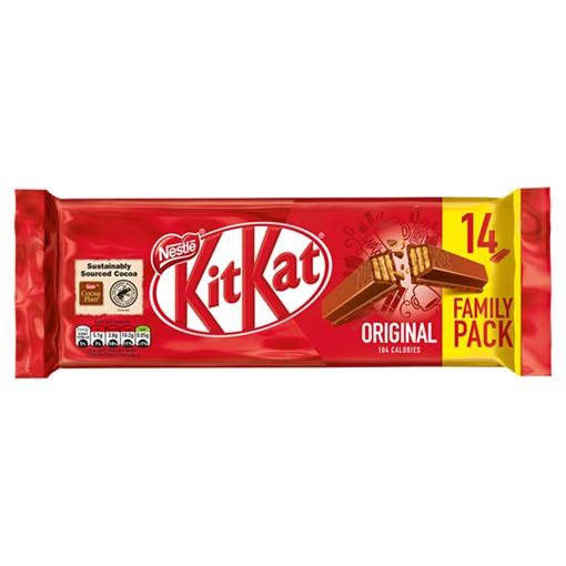 Picture of Nestle Kit Kat 2 Finger 14 Pack 289