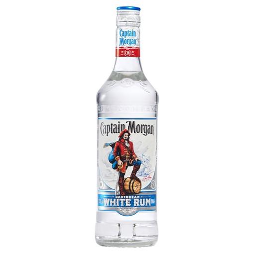 Picture of Captain Morgan White Rum 70cl