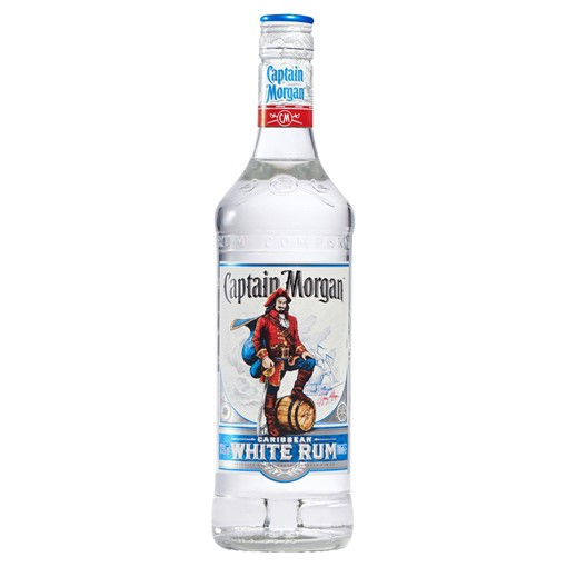 Picture of Captain Morgan White Rum 70cl