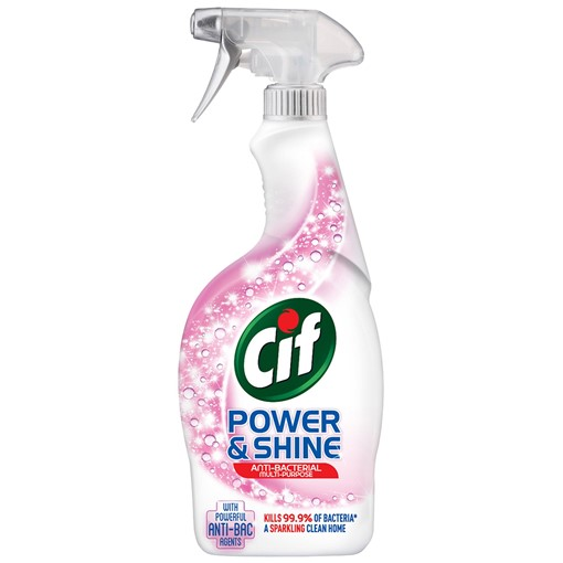Picture of Cif Antibacterial Cleaner Spray 700 ml