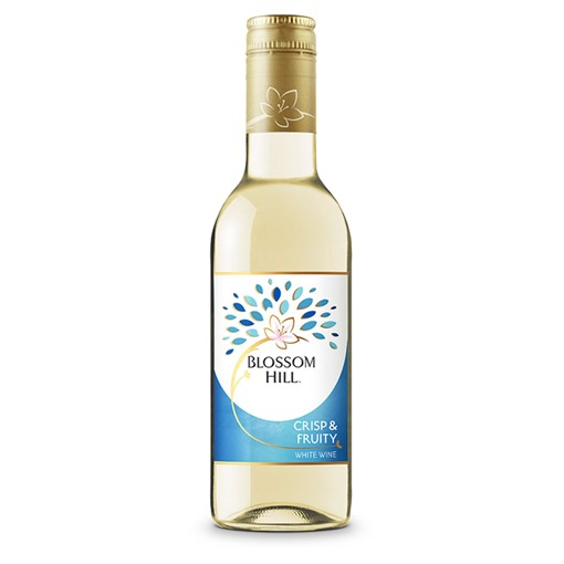 Picture of Blossom Hill Crisp & Fruity White Wine 187ml