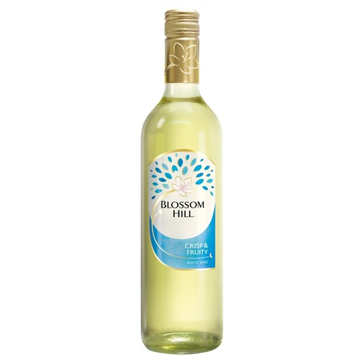 Picture of Blossom Hill Crisp & Fruity White Wine 750ml