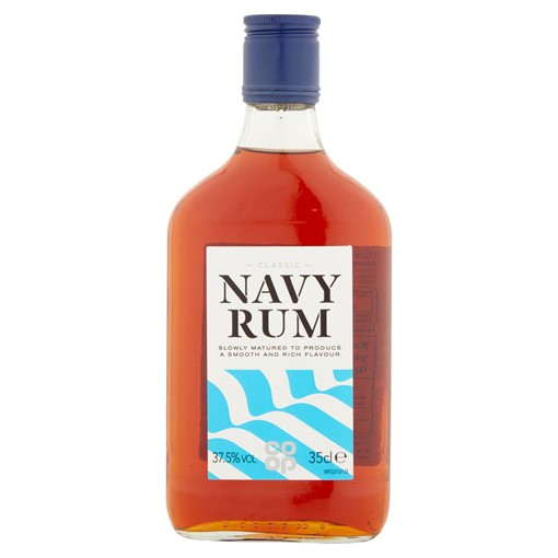 Picture of Co Op Classic Navy Rum 35cl