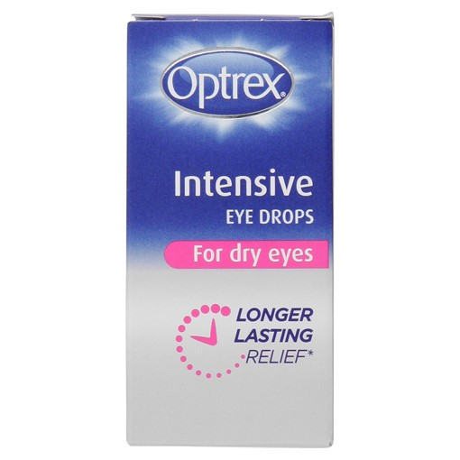 Picture of Optrex Intensive Eye Drops 10ml