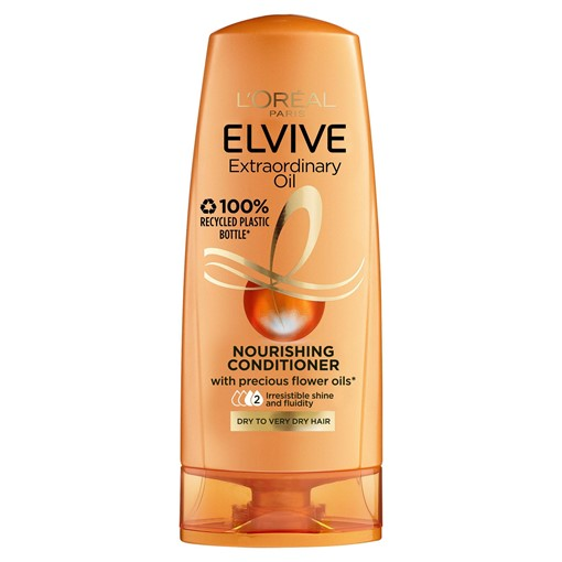 Picture of L'Oreal Paris Conditioner by Elvive Extraordinary Oil for Nourishing Dry Hair 300ml