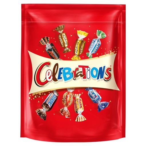 Picture of CELEBRATIONS® Pouch 400g