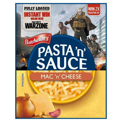 Picture of Batchelors Pasta 'n' Sauce Mac 'n' Cheese 108g