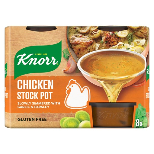 Picture of Knorr Chicken Stock Pot 8 x 28g