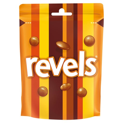 Picture of Revels Chocolate Pouch Bag 112g
