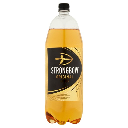 Picture of Strongbow Original Cider 2 Litre Bottle