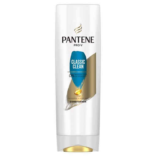 Picture of Pantene Pro-V Classic Clean Hair Conditioner  For Normal To Mixed Hair, 360ml
