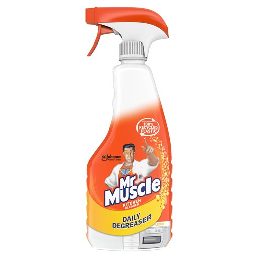 Picture of Mr Muscle Daily Degreaser Kitchen Spray 500ml