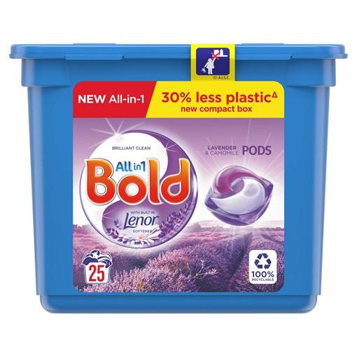 Picture of Bold Pods Lavender + Camomile 26S