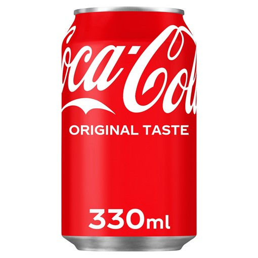 Picture of Coca-Cola Original Taste 330ml