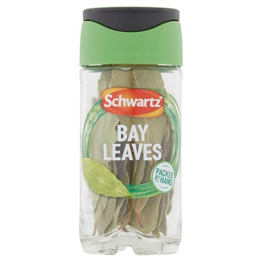 Picture of Schwartz Bay Leaves Jar 3g