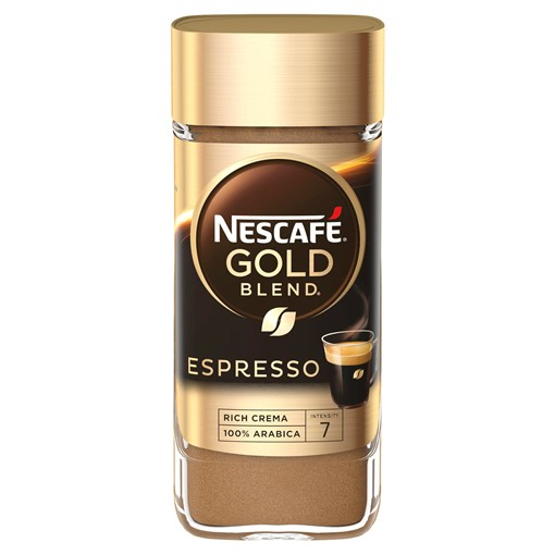 Picture of Nescafe Gold Blend Espresso Instant Coffee 100g