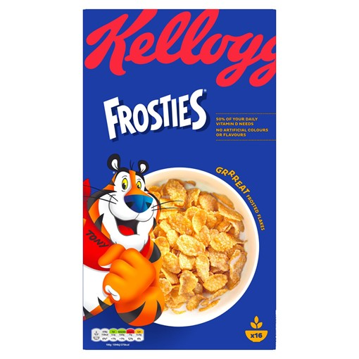 Picture of Kellogg's Frosties Cereal 500g