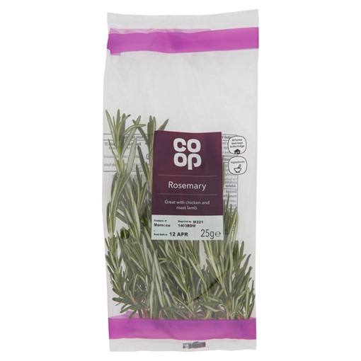 Picture of Co-op Rosemary 25g