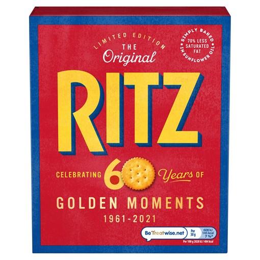 Picture of Ritz The Original Biscuit Crackers 200g