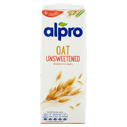 Picture of Alpro Oat No Sugars Long Life Drink 1L