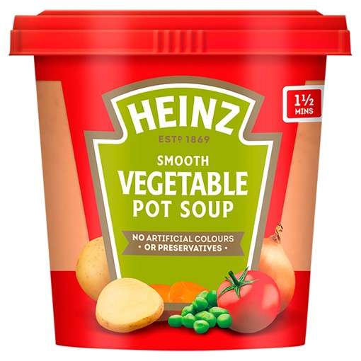Picture of Heinz Vegetable Pot Soup 355g