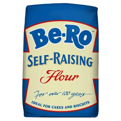 Picture of Be-Ro Self-Raising Flour 1.1kg