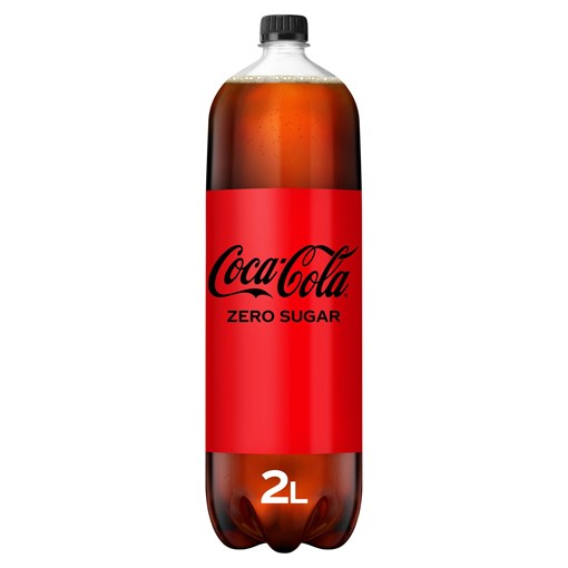 Picture of Coca-Cola Zero Sugar 2L
