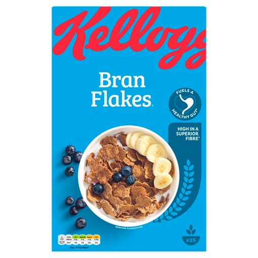 Picture of Kellogg's Bran Flakes Cereal 750g