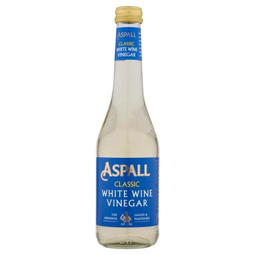 Picture of Aspall Classic White Wine Vinegar 350ml