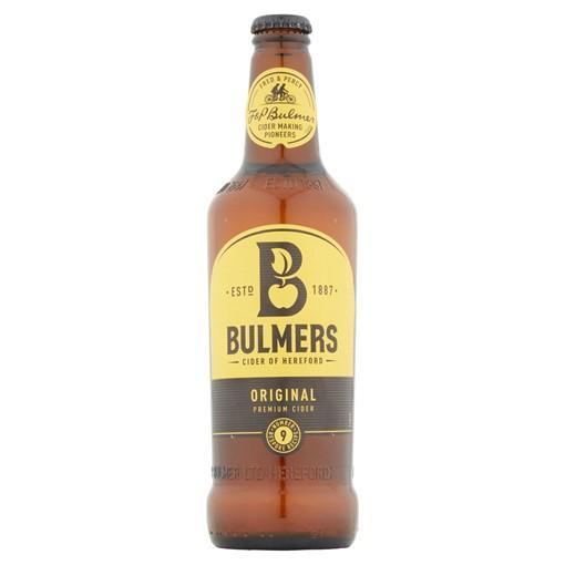 Picture of Bulmers Original Cider 500ml Bottle