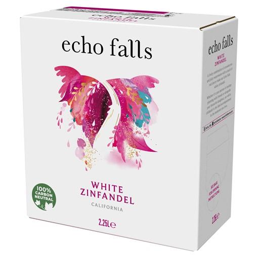 Picture of Echo Falls White Zinfandel 2.25L