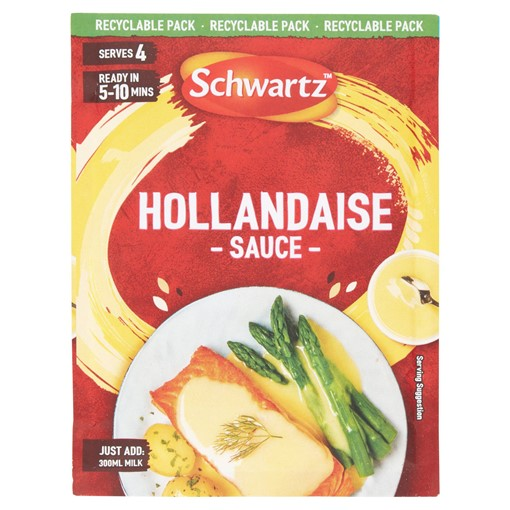 Picture of Schwartz Hollandaise Sauce Mix 25g