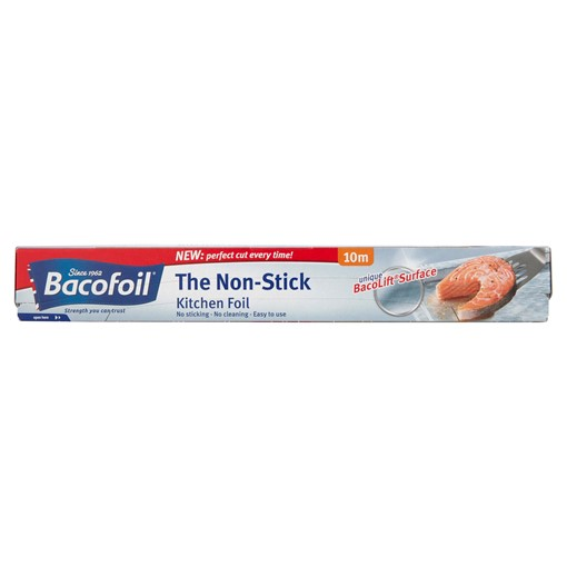 Picture of Bacofoil® The Non-Stick Kitchen Foil with Easy-Cut System 30cm x 10m