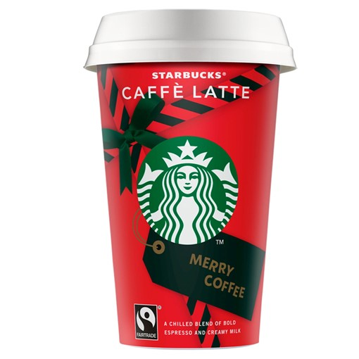 Picture of Starbucks Fairtrade Caffè Latte 220ml