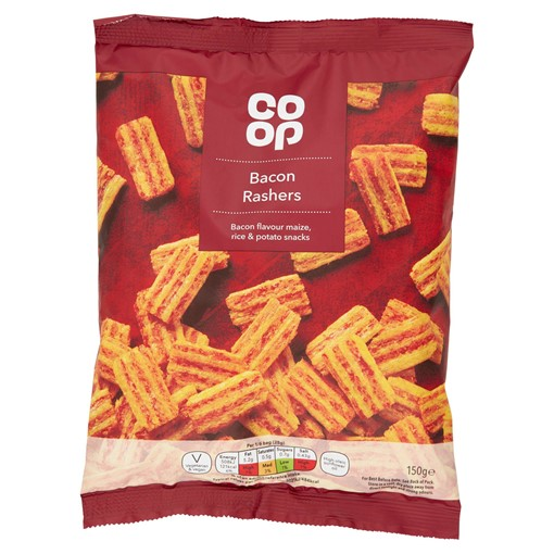 Picture of Co Op Bacon Rashers 150g