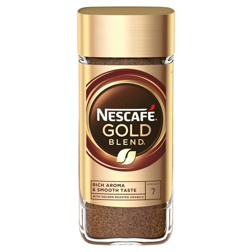 Picture of Nescafe Gold Blend Instant Coffee 100g
