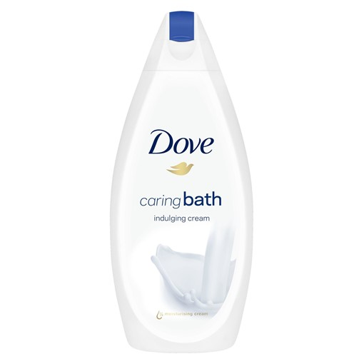 Picture of Dove Indulging Cream Bath Soak 500ml