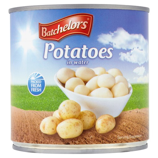 Picture of Batchelors Potatoes in Water 400g