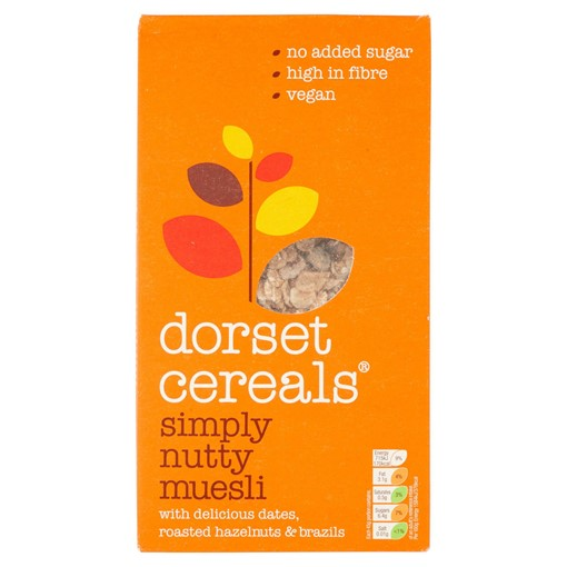 Picture of Dorset Cereals Simply Nutty Muesli 700g