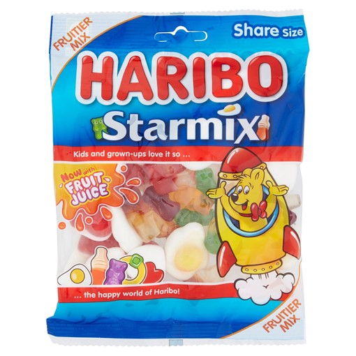 Picture of HARIBO Starmix Bag 180g £1 PM