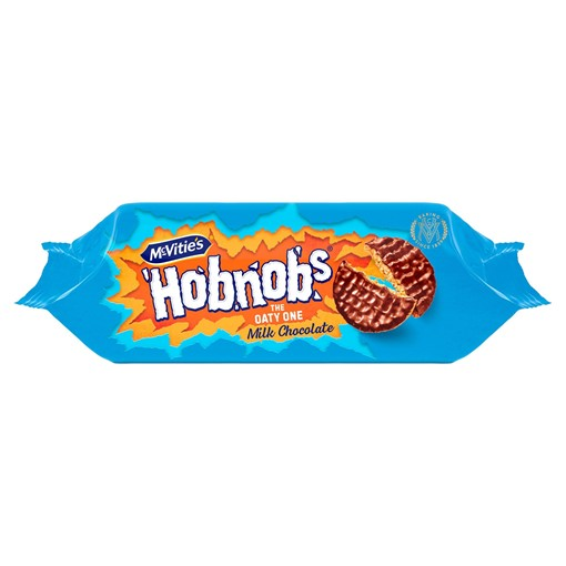 Picture of McVitie's Hobnobs Milk Chocolate 262g